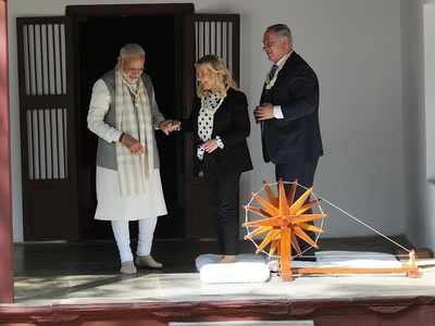 On Friendship Day, PM Modi says bond between India, Israel is 'eternal'