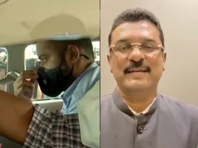 ED detains Pratap Sarnaik's son, Vihang in alleged case of money laundering