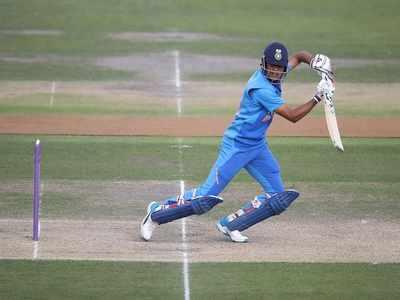 Bangladesh's reaction was 'dirty' after win: Priyam Garg