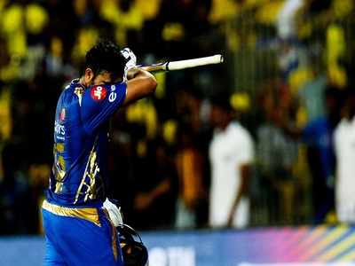 Mumbai Indians skipper Rohit Sharma fined 15% of match fee for hitting stumps after dismissal
