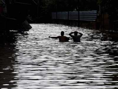 Sangli: Water level of Krishna and Varana rivers rises, several people shifted