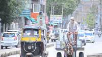 Rajasthan: Churu sizzles at 43 degrees Celsius