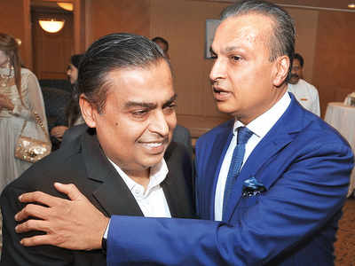 Ambani brothers join the race to develop Film City