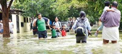 174 flood prone areas in Bengaluru