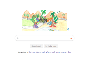 Google celebrates Children's Day 2019 with 'Walking Trees'