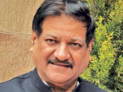 'Will scrap bullet train if voted to power: Former CM Prithviraj Chavan