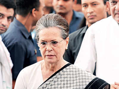 Sonia Gandhi admitted to hospital for routine tests