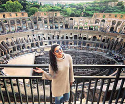 Rome is where the heart is
