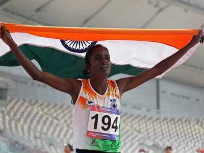 Asian Championships winner Gomathi Marimuthu fails dope test