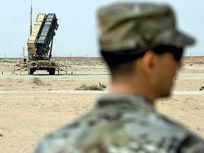 Saudi shoots down missile over Riyadh