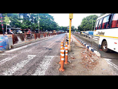 Civic body likely to scrap work on 29 DP roads