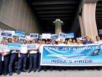 Notice to Jet for not depositing PF share of employees