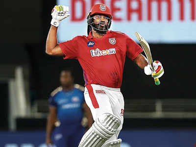 KXIP edge MI in second Super Over after KKR defeat SRH in the one-over eliminator