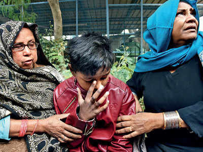 After victims' kin object, bodies of Bihar residents to be taken home by road