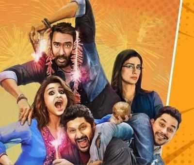 Golmaal Again box office collection: Ajay Devgn, Tabu, Parineeti Chopra's film to enter Rs 200 crore club