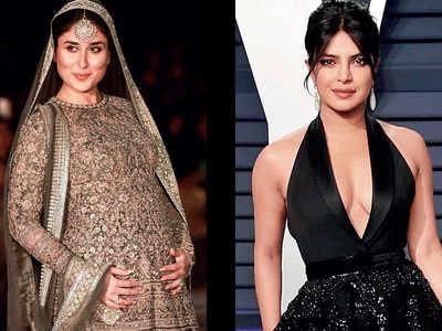 Bollywood: When pregnant, Priyanka Chopra Jonas will take ...
