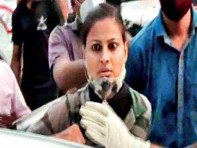Surat constable Sunita Yadav goes on sick leave, minister's son arrested for violation of lockdown norms