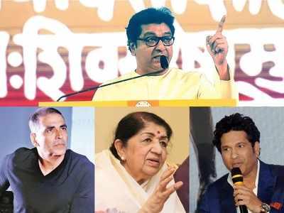 Raj Thackeray says tweeting task should have been limited to Akshay Kumar, govt shouldn't have put Sachin, Lata Mangeshkar's reputation at stake