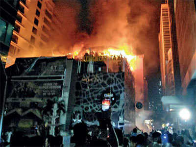 After the Kamala Mills tragedy, would you boycott hospitality venues that don't have fire safety systems?