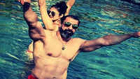 Pooja Batra and Nawab Shah's adorable love story