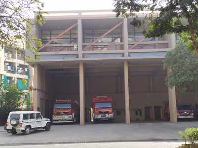 Dead body van goes missing from Ahmedabad fire station