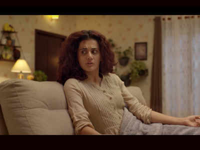 Game Over movie review: Taapsee Pannu's film is masala khichdi for the sadist soul