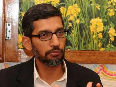 Google CEO Sundar Pichai donates Rs 5 crore to Give India