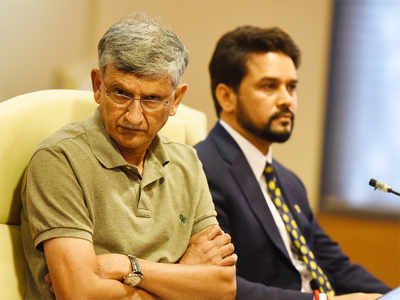 BCCI secretary Ajay Shirke writes to Lodha Panel, seeks clarifications on IPL rights tender process