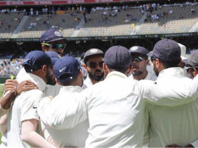 India go with all-four fast bowlers at Perth; Australia opt to bat