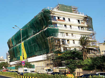 Old Gulita in Worli is Isha Ambani & Anand Piramal's marital pad