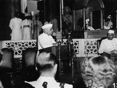 Independence Day 2017: Seven quotes from Jawaharlal Nehru's historic 'Tryst with Destiny' speech