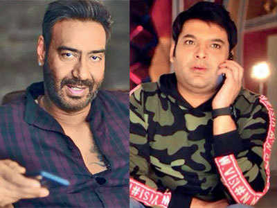 Ajay Devgn to be one of the first guests on Kapil Sharma's comeback show