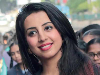 Sanjjanaa Galrani in the spotlight, once more