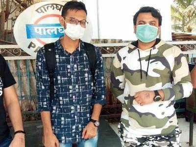 Co-passengers halt 4 suspects' trip to Guj