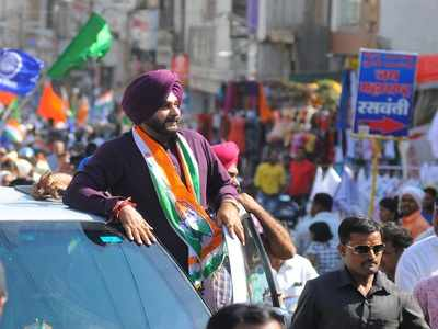 Election Commission bars Navjot Singh Sidhu from campaigning for 72 hours