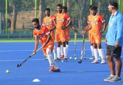 Manpreet Singh to lead Indian hockey team at Gold Coast Commonwealth Games