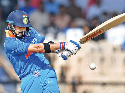 In the Ind-Aus cricket series to come, do you think Virat Kohli's bat will stop the recent trolls?