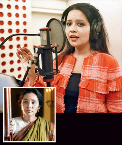 CM's wife sings for a Marathi biopic