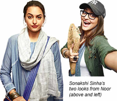 Sonakshi, the new journo on the block