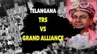 Telangana: Will TRS gamble pay off against the Grand Alliance?