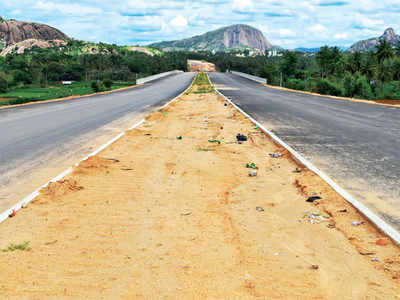Bengaluru-Kodagu highway work is making headway