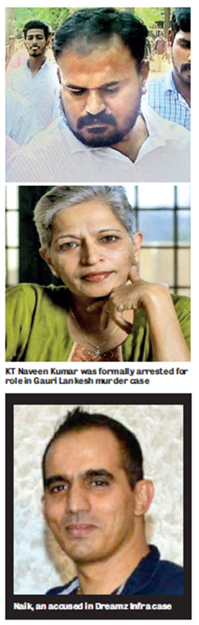How Lankesh SIT ensured Kumar stays in custody
