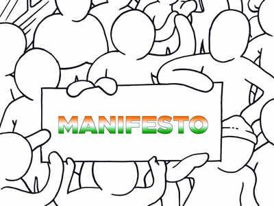 Lok Sabha Elections Thanekars Draw Up A Manifesto For Winning Candidate