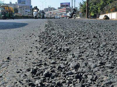Nehrunagar stretch nightmare for citizens