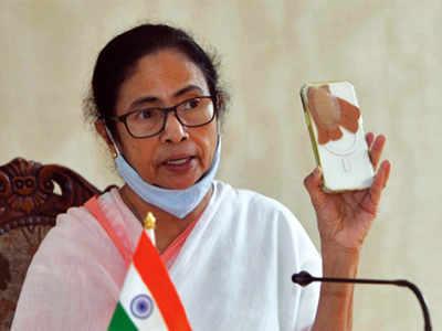 Pegasus data leak: Mamata sets up panel for probe