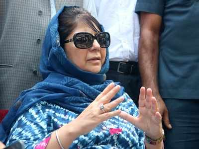 Former JK chief minister and PDP president Mehbooba Mufti released from detention