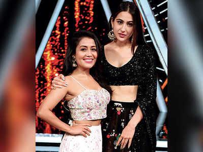 Neha Kakkar's celebrity fan