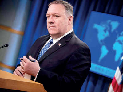 US to slash Af aid by $1 bn after Pompeo fails to break impasse