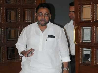 Nawab Malik hits out at Raj Thackeray over 'dharamshala' remarks