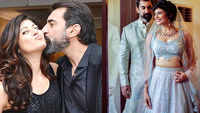 Pooja Batra and Nawab Shah's private wedding pictures leaked online